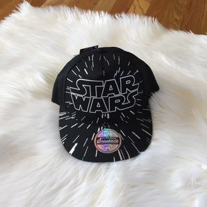 Star Wars Black One Size Cap